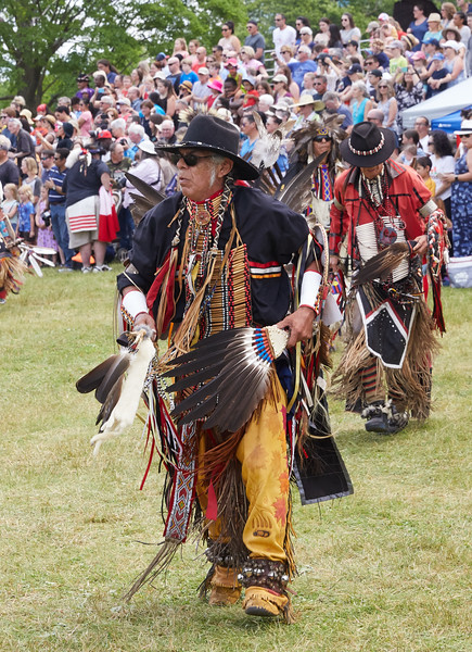 Indigenous Peoples Pow Wow Dancer
