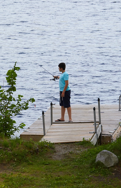 What is the first thing to do at the Cottage?