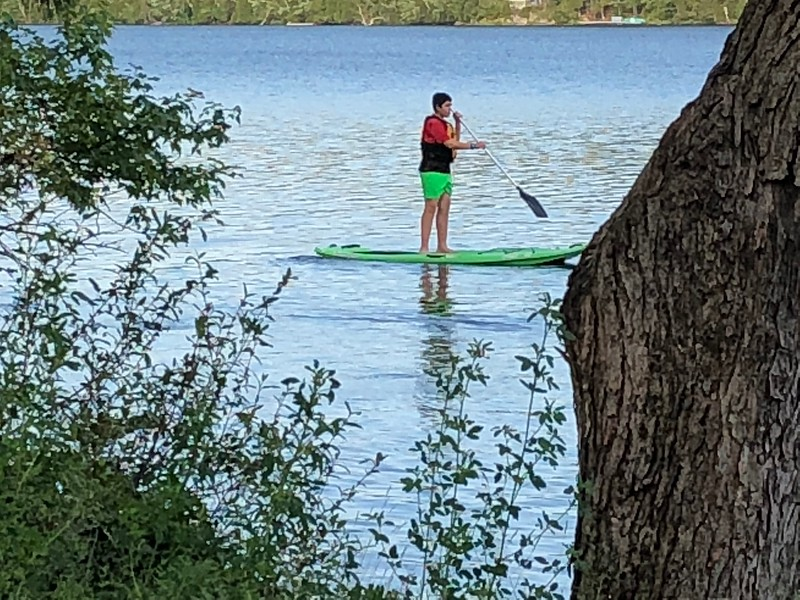 Paddle-Board expertise