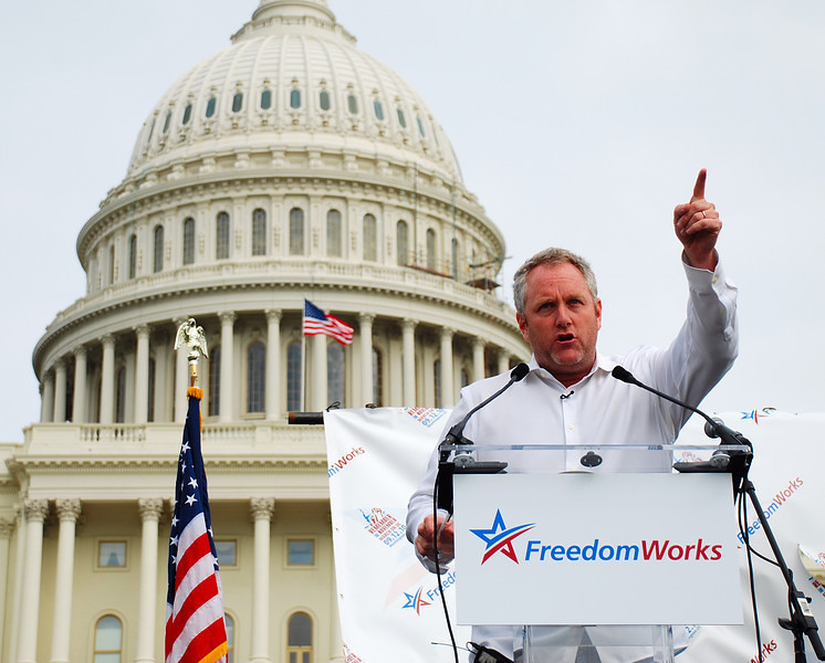 Andrew Breitbart takes it to the media, calling them out directly, at a rally at the Capitol in Washington D.C. on 9-12-2010   R.I.P.