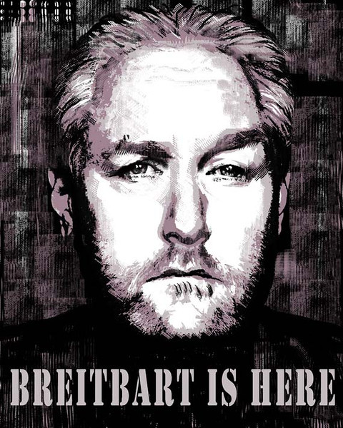 "This image courtesy of  <a href=""http://www.iowntheworld.com"">http://www.iowntheworld.com</a>   Go to their site for ordering info - these three words strike fear in the left and their mainstream media lapdogs. Get a few, post them everywhere. A portion of proceeds go to the Breitbart family."