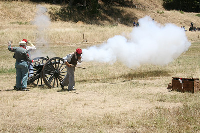 ANGEL ISLAND CIVIL WAR REENACTMENT 0089