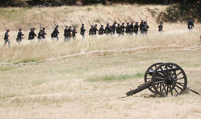 ANGEL ISLAND CIVIL WAR REENACTMENT 0075