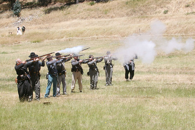 ANGEL ISLAND CIVIL WAR REENACTMENT 0092