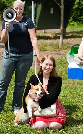 Dog Days lookalike contestants-Snoqualmie, WA 8-7-2011