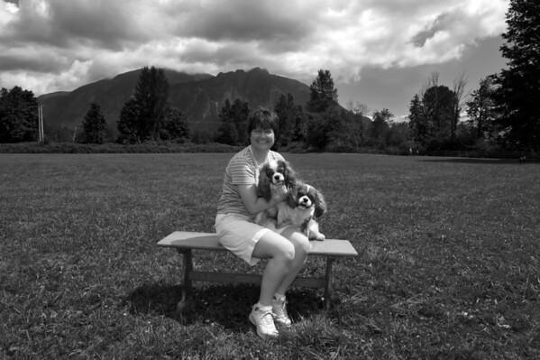 Dog Days of Summer _KDS6432 bw