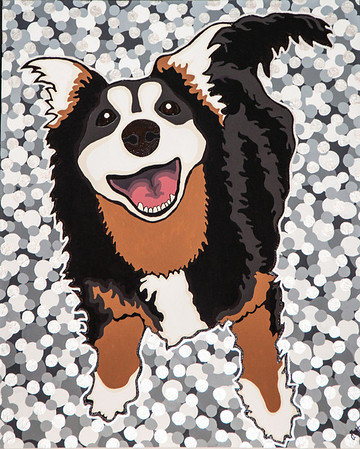 We had to say good-bye to our beloved boy on December 27, 2012. Our hearts will never be the same. We miss you every single day, Boo.<br /> <br /> Elliot's memorial portrait by the awesome Jody Suter<br /> 2/2013
