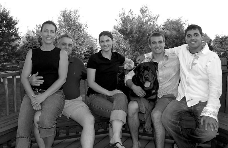 Mack & Family