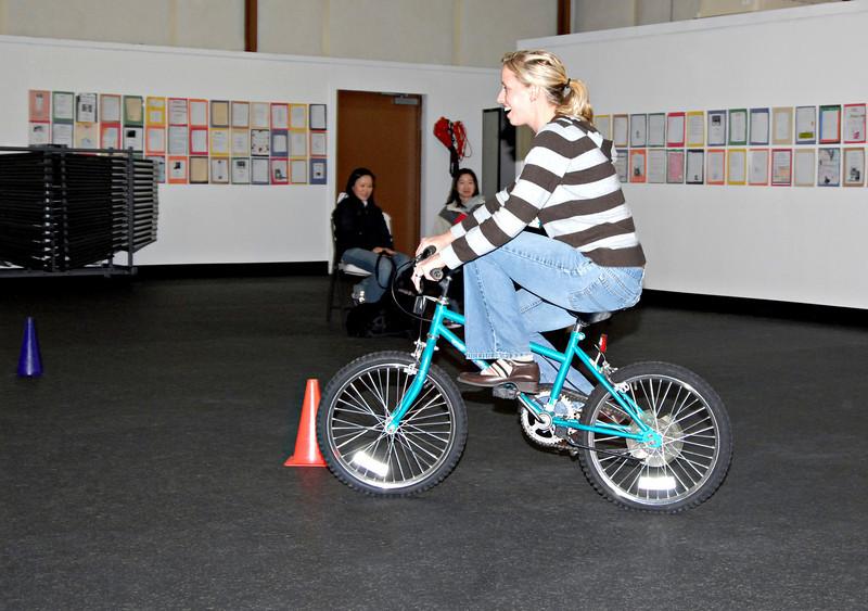 CGC class-3-2008 Amanda going for a ride