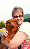 Royce & his new Person-Woodinville, WA 8-1-2010