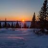 Dawn at Wapusk National Park