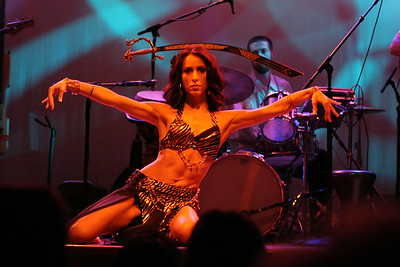 Animus and philly bellydance superstars