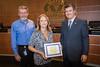 Tina Merrill 20 Years of Service