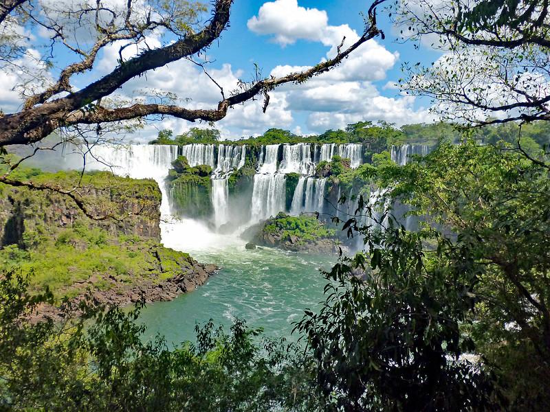 Argentinian Iguazu Falls