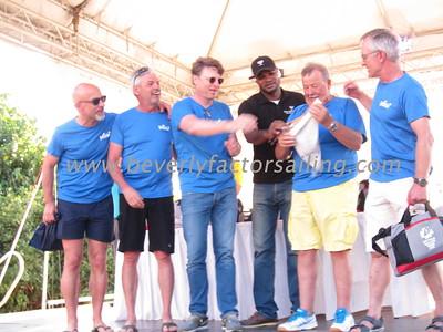 Antigua Sailing Week 2019 - Awards_5082