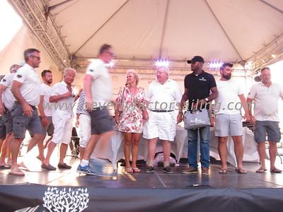 Antigua Sailing Week 2019 - Awards_5108