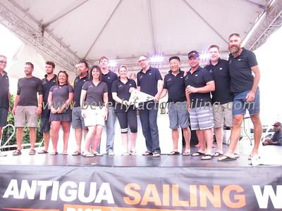 Antigua Sailing Week 2019 - Awards_5063