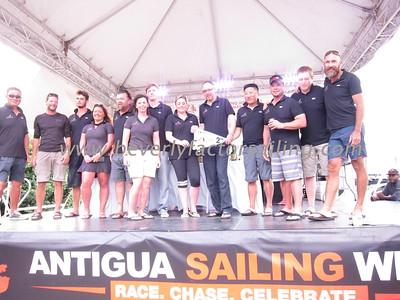 Antigua Sailing Week 2019 - Awards_5064
