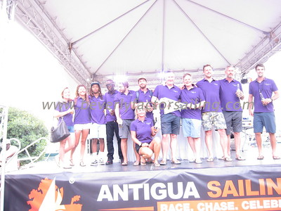Antigua Sailing Week 2019 - Awards_5067