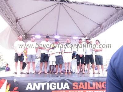 Antigua Sailing Week 2019 - Awards_5069