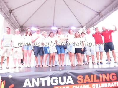 Antigua Sailing Week 2019 - Awards_5065
