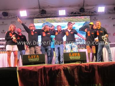 Antigua Sailing Week 2019 - Awards_4940
