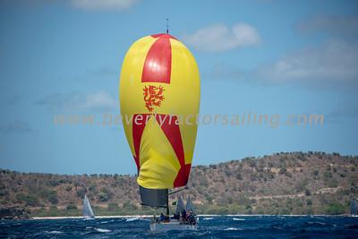 Antigua Race Week 2019 - Race Day 2_4139