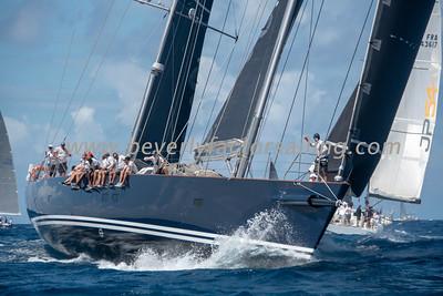 Antigua Sailing Week 2019 - Race Day 1_3342