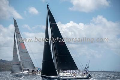 Antigua Race Week 2019 - Race Day 2_3810