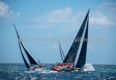 Antigua Race Week 2019 - Race Day 3_4365