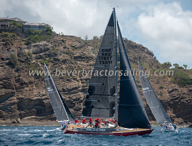 Antigua Sailing Week 2019 - Race Day 1_3410