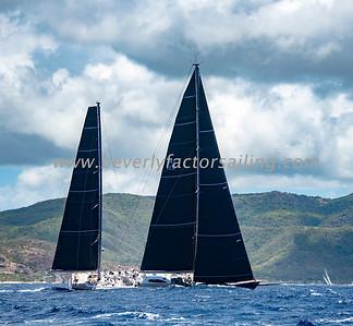 Antigua Race Week 2019 - Race Day 2_3985