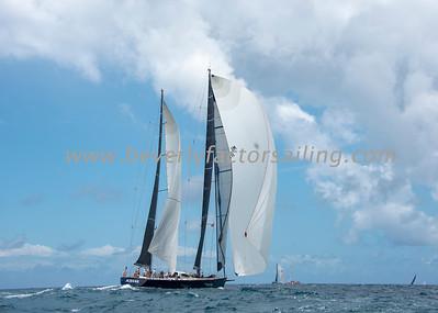 Antigua Sailing Week 2019 - Race Day 1_3491