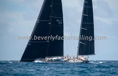 Antigua Race Week 2019 - Race Day 3_4218