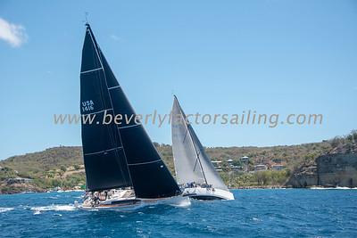 Antigua Race Week 2019 - Race Day 3_4290