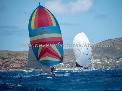 Antigua Race Week 2019 - Race Day 2_4128