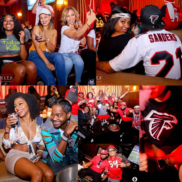 ANY GIVEN SUNDAY FOOTBALL BRUNCH AND DAY PARTY @ SUITE LOUNGE 10-14-18