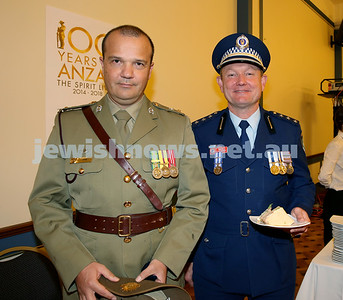 ANZAC Ceremony at Great Synagogue Sydney