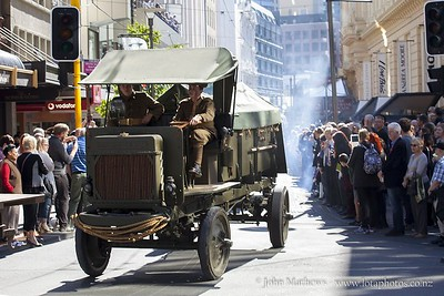 20150424 ANZAC 100 yrs parade - Wellington _MG_9928 a