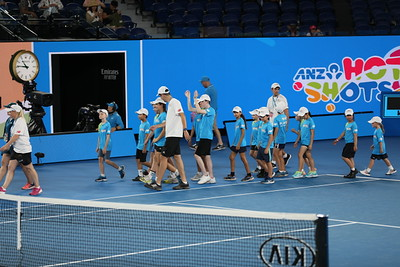 ANZ Hot Shots Kids Event
