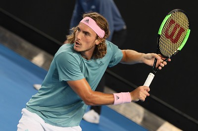 Tsitsipas - Loaded