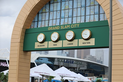 Grand Slam Clocks