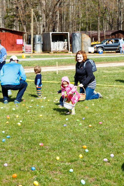 Easter Egg Hunt-100