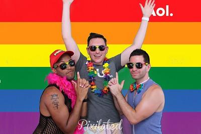 AOL at DC Pride 6.11.17