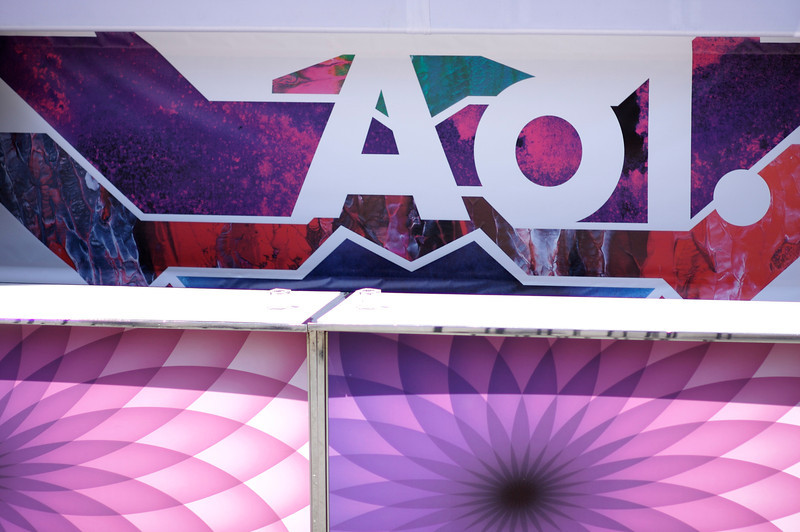 Aol VIP Lounge