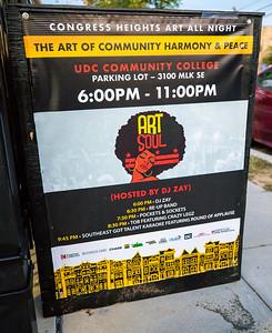 Congress Heights Art + Soul 2021 | DC Art All Night | September 25, 2021