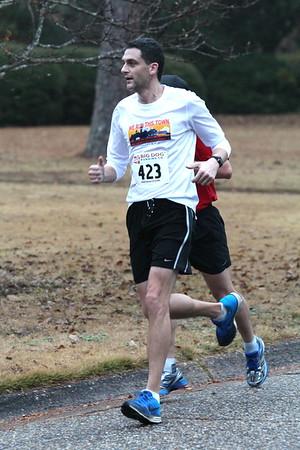 10K - (6 Mile Mark)