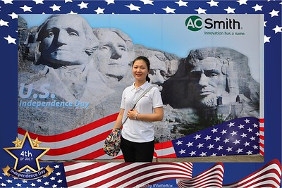 [PhotoboothHaNoi] AOSmith Photo Booth @ US Independence Day Picnic in Ha Noi