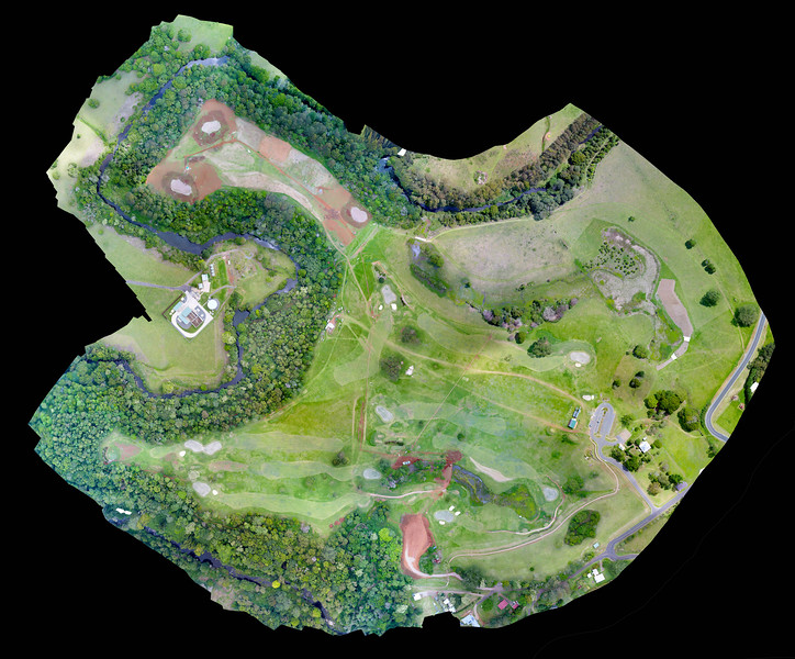Maleny Golf Club - whole site - 420 images