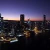 Brisbane and Story Bridge<br /> 40 image panorama